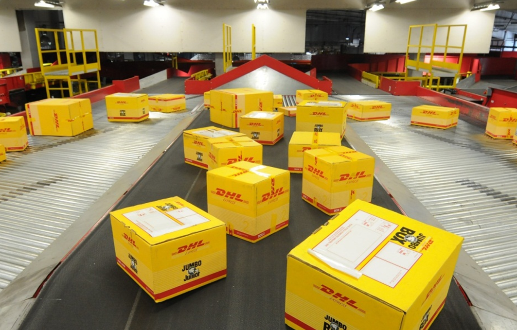 Logistic Center - Package picture